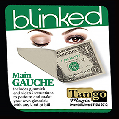 BLINKED (main gauche) - TANGO MAGIC