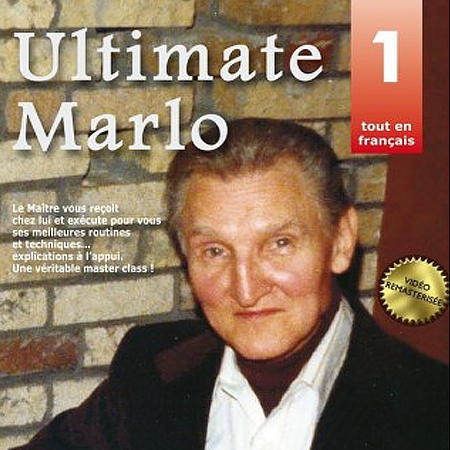 DVD Ultimate MARLO vol 1 (en FRANCAIS)