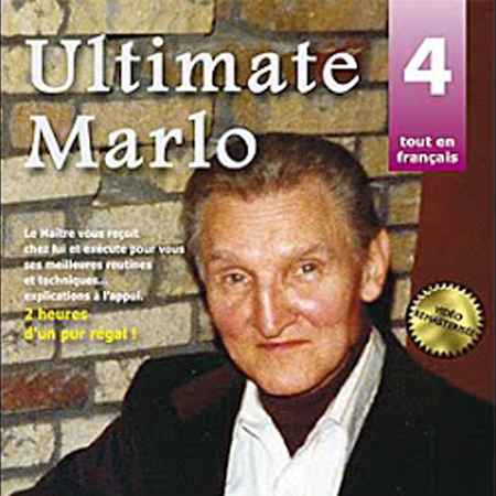 DVD Ultimate MARLO vol 4 (en FRANCAIS)
