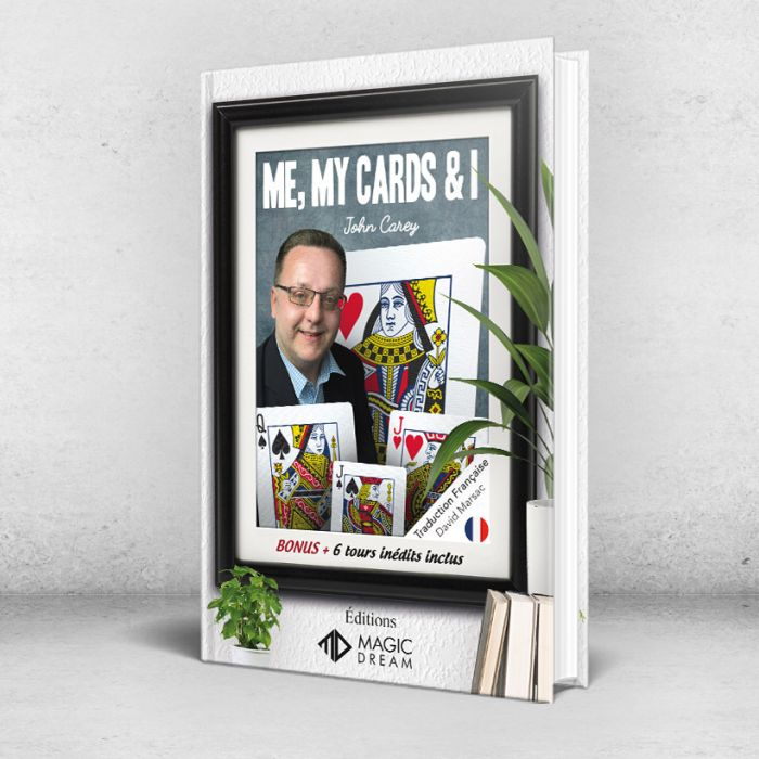 ME, MY CARDS AND I - John CAREY