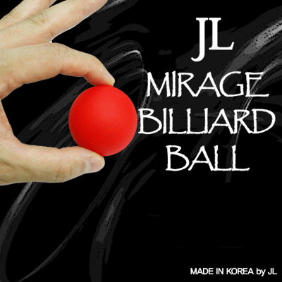 Balle seule Mirage Billiard Balls by JL ROUGE  - 2' - 5 cm