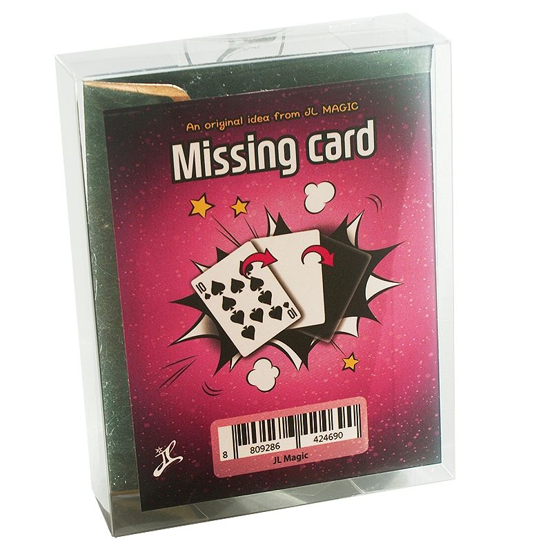 Missing card - JL MAGIC
