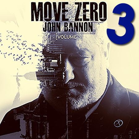 Move zero Vol 3 - John BANNON