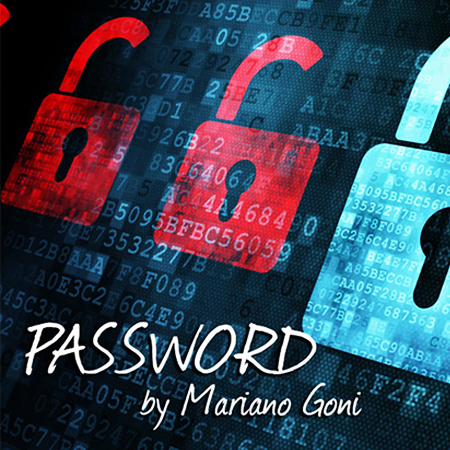PASSWORD - Mariano GONI