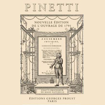 Amusement physique - PINETTI