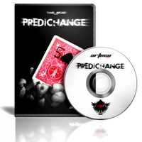 PREDICHANGE (GIMMICK BICYCLE + DVD) Yonel Arcade