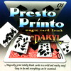 Presto Printo (DVD + Cartes Bicycle Inclus)