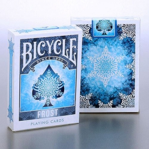 Jeu de cartes Bicycle - FROST