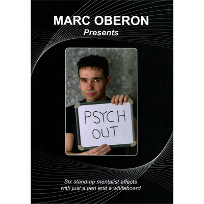 Psych Out Mentalist Tricks by Marc Oberon - eBook