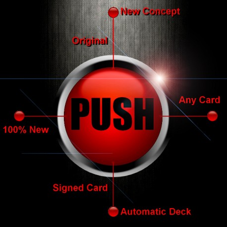 Push Card - Mickael CHATELAIN