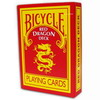 Jeu Bicycle Red Dragon (Format Poker)