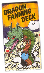 Dragon Fanning Deck