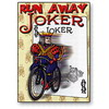 (                                                   PROMO Rentrée 2017 ) Run Away Joker - Peter Nardi