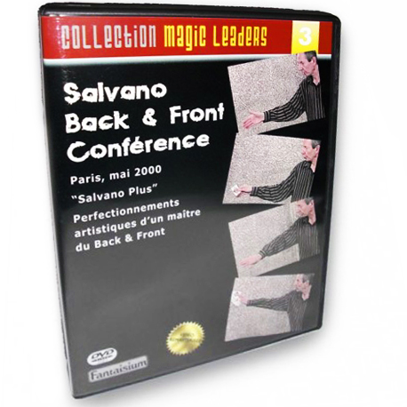 Back & front conférence - SALVANO