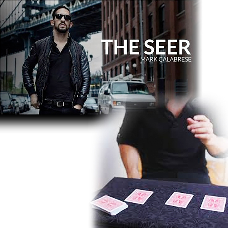 The Seer - Mark Calabrese
