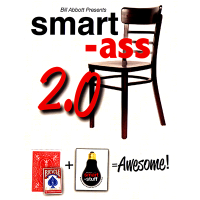 Smart Ass 2.0   (DVD+ Matériel) Bill Abbott bleu