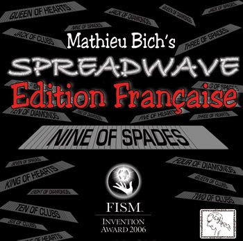 Spreadwave - Mathieu BICH ( version française )