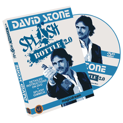 Splash Bottle 2.0 DVD + Gimmick