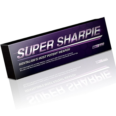 Super Sharpie ( nail writer SHARPIE )