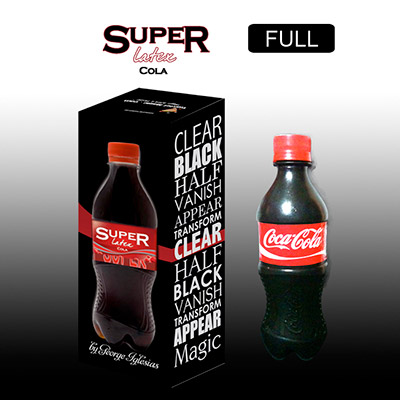 Super Coke pleine de Twister Magic