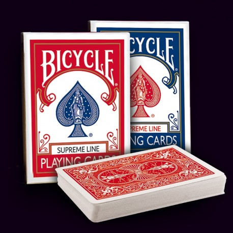 Jeu de cartes Bicycle - SUPREME LINE