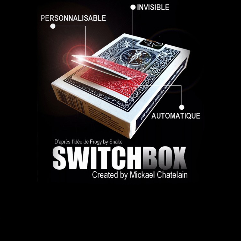 Switchbox - Mickael CHATELAIN