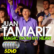 Juan TAMARIZ - Magic from my heart ( 5 DVD )