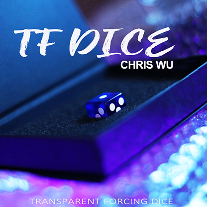 TF DICE - CHRIS WU ( dé bleu )