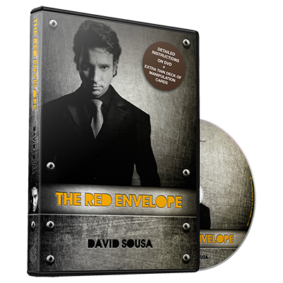 The Red Envelope de David Sousa and Luis De Matos