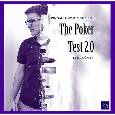 The Poker Test 2.0 - Erik CASEY