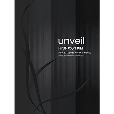DVD Unveil de Hyunjoon Kim