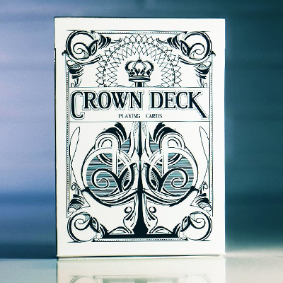 Jeu de cartes - White Crown deck