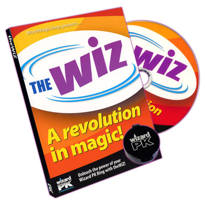 The WIZ Gimmick + DVD