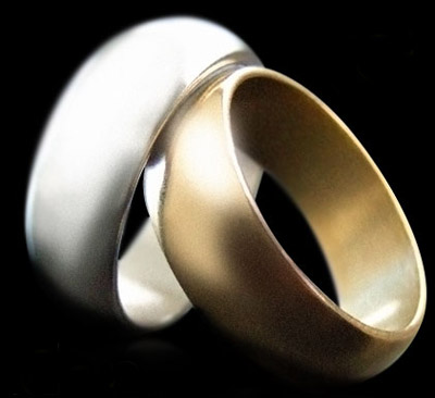"Bague Aimant�e ""OR\"" G2"