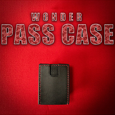 Wonder pass case - King of Magic