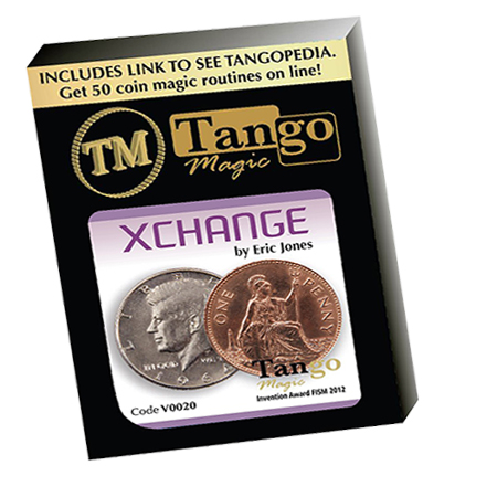 Xchange - Eric Jones & Tango Magic
