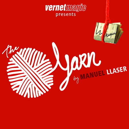 The yarn - Manuel LLASER