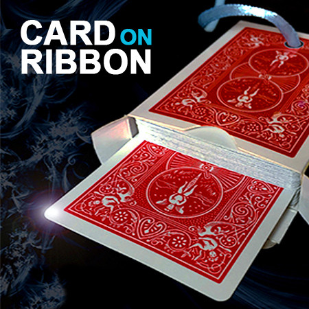 Card on ribbon - Mickael Chatelain