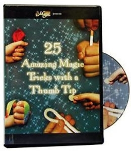 DVD 25 Amazing Magic Tricks with a Thump Tip