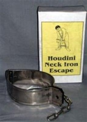 Menottes Houdini - Version cou