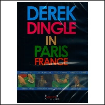 Derek Dingle in Paris, France (Derek Dingle)