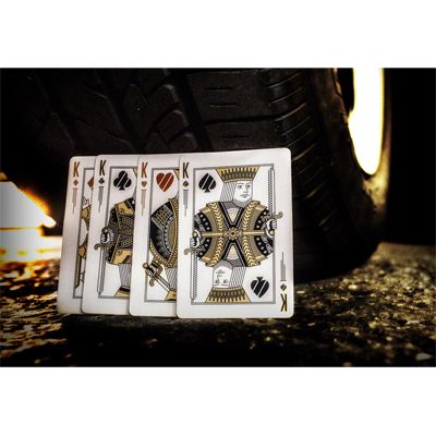 (     promo    ) Run Playing Cards Standard