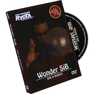 Wonder Silk in Balloon de RYOTA