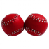 Chop Cup Balls Cuir rouge