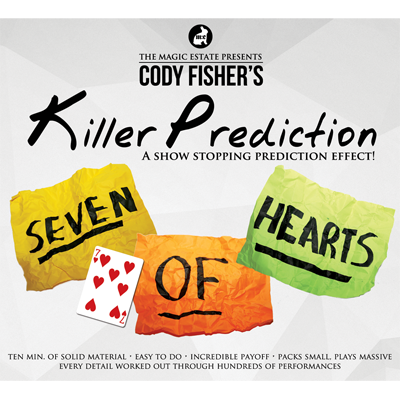 Killer Prediction de Cody Fisher