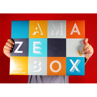 zeBox de  Mark Shortland and Vanishing Inc