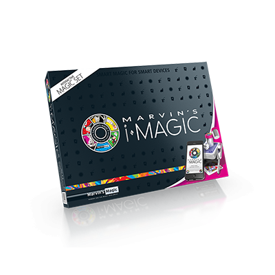 Marvin&#39s iMagic Interactive Box of Tricks