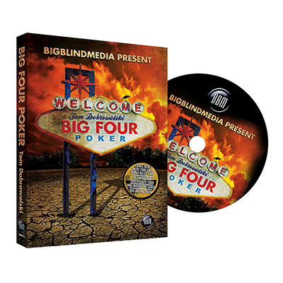 Big Four Poker  de Tom Dobrowolski et Big Blind Media