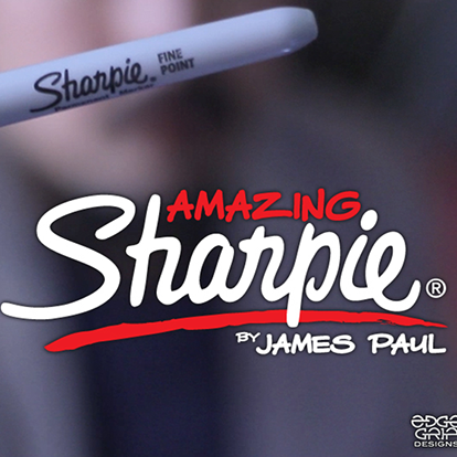 Amazing Sharpie Pen de James Paul
