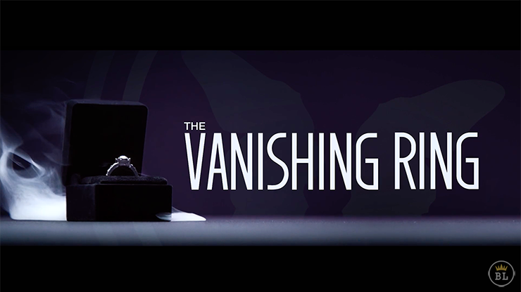 Vanishing Ring - Ecrin NOIR